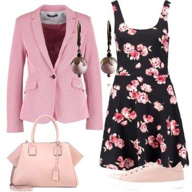 Outfit Ho voglia di fiori