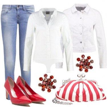 Outfit Un tocco di stile