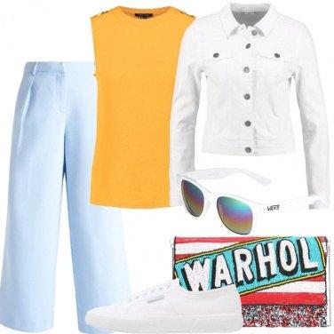 Outfit Vestita ad arte