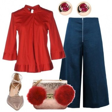 Outfit Gli accessori rame