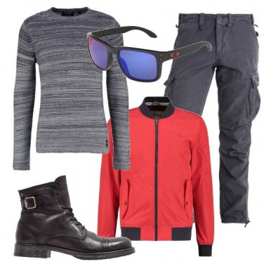 Outfit Attenti al biker