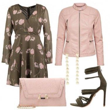 Outfit Romantico abito