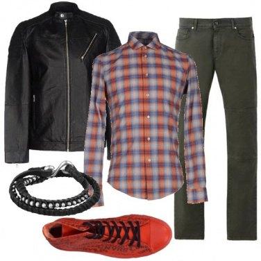Outfit A passeggiare in città