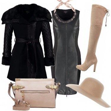 Outfit Mata hari