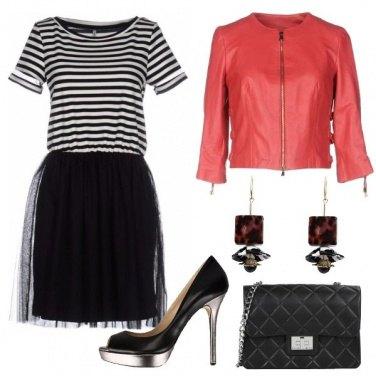 Outfit Il mio rock primaverile