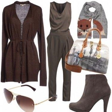 Outfit Caldo cardigan
