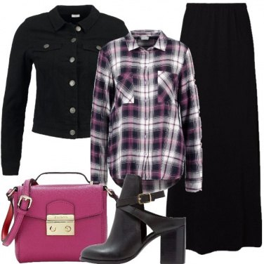 Outfit Tendenze urbane