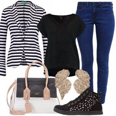 Outfit Leggerezza e semplicità
