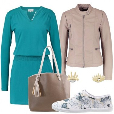 Outfit Si va a fare shopping