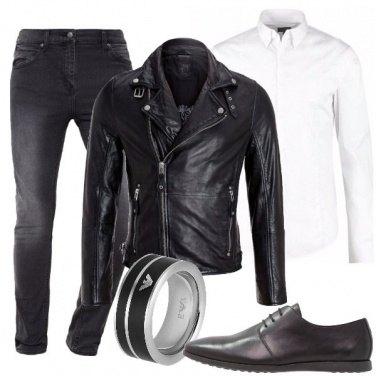 Outfit Anello griffato