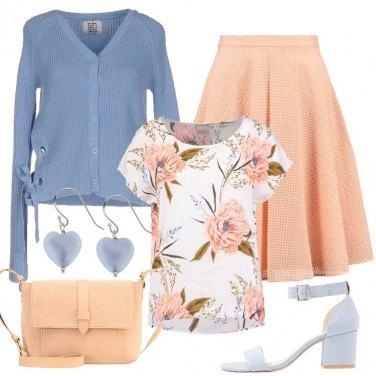 Outfit La dolcezza della primavera