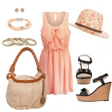 Outfit Tangerine Passion