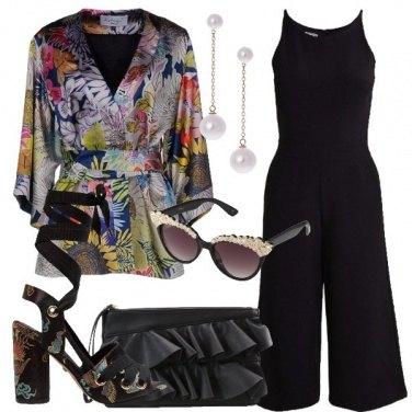 Outfit Festa in terrazza