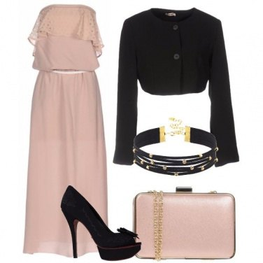 Outfit Passione choker