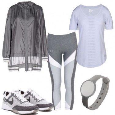 Outfit La più chic della palestra
