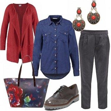 Outfit Maternità con stile