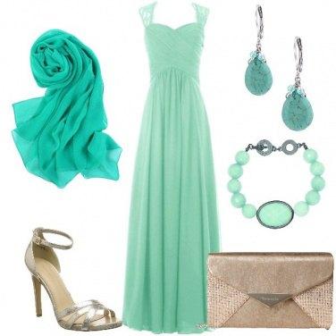 Outfit Come una sirenetta