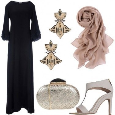 Outfit Eleganza da gran sera