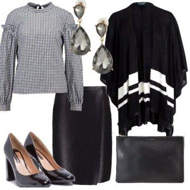 Outfit I quadretti serali