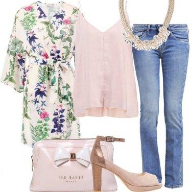 Outfit Rosa d\' Oriente
