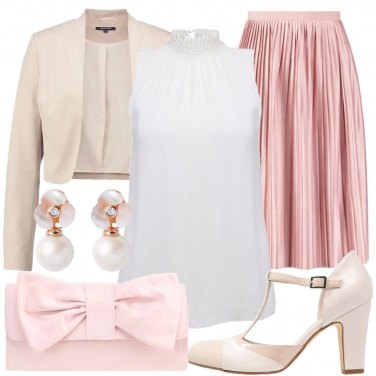 Outfit Deliziosa ed elegante