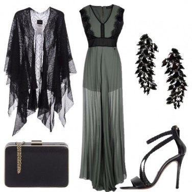 Outfit Lungo ma trasparente
