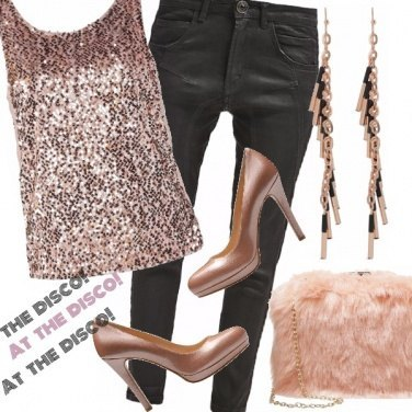 Outfit Ricky Martin inspi - at the disco