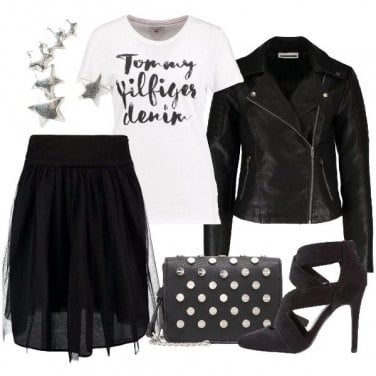 Outfit Rock di tendenza