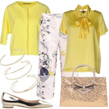 Outfit Elegante senza tacco