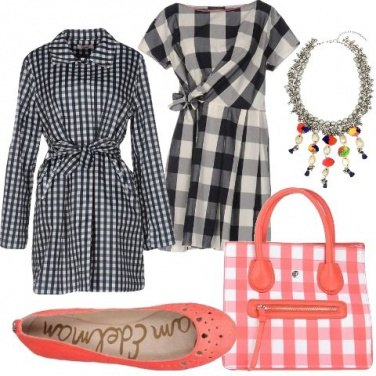 Outfit Tendenze dal sapore francese