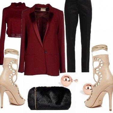 Outfit Capodanno in grande stile - women