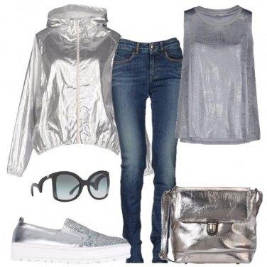 Outfit Io vengo dalla luna