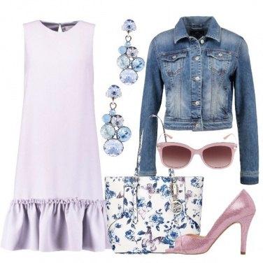 Outfit Romantica nel tempo libero