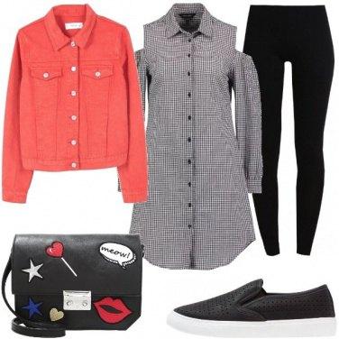 Outfit Comodo e carino