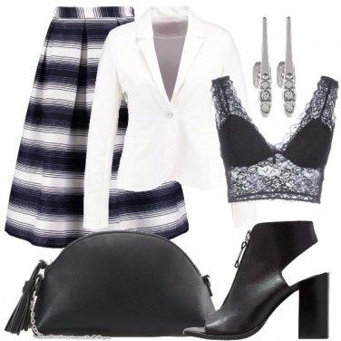 Outfit Perfetta per le feste da mattina a sera