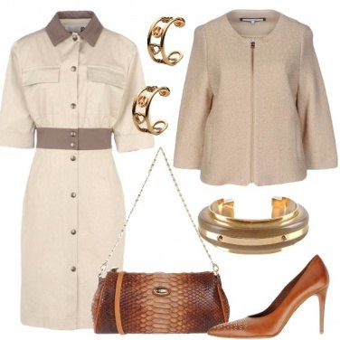 Outfit Safari style