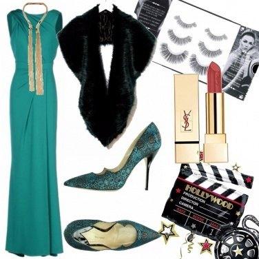 Outfit Verde da star!