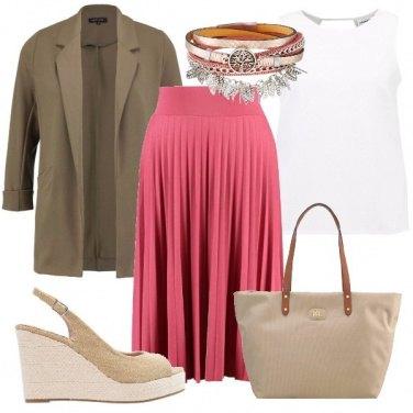 Outfit Romantica ma non troppo