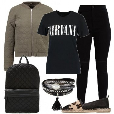 Outfit Piccola rocker