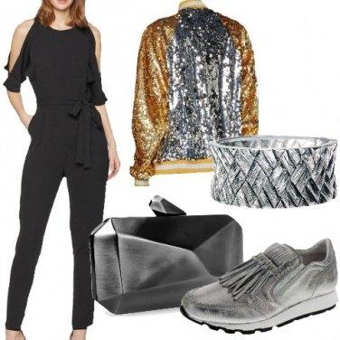 Outfit Il bomber da disco