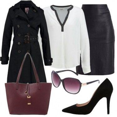 Outfit Il diavolo veste Prada