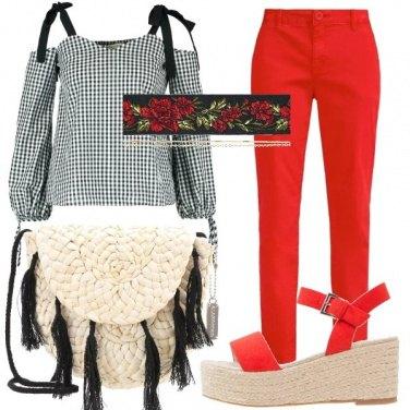 Outfit Andiamo a pranzo al mare