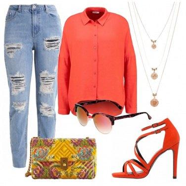 Outfit Fresca e colorata