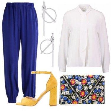 Outfit Un tocco colorato