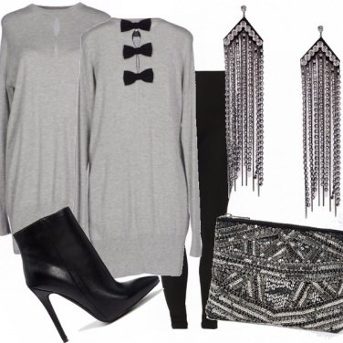 Outfit Outfit modern mademoiselle
