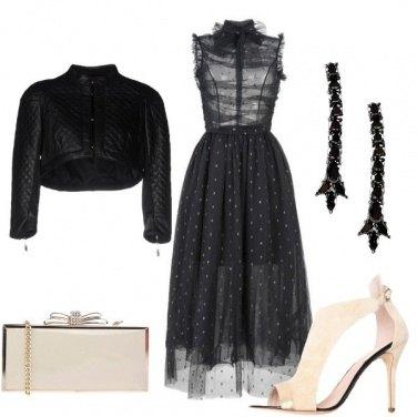 Outfit Irrinunciabile nero