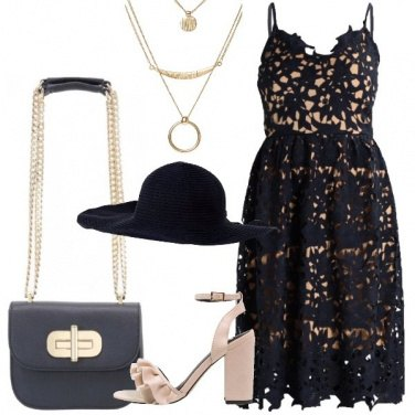 Outfit Pizzo che passione