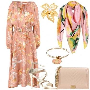 Outfit Estrosa in rosa