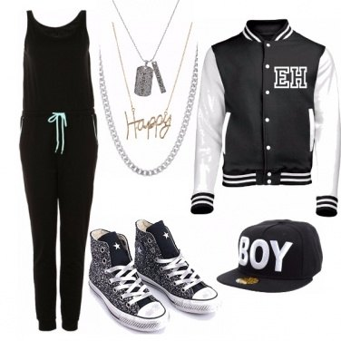 Outfit Backstreet girl!
