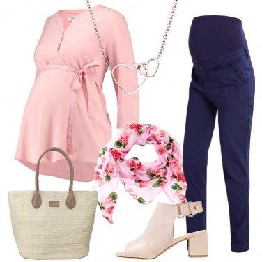 Outfit Passeggiata rilassante